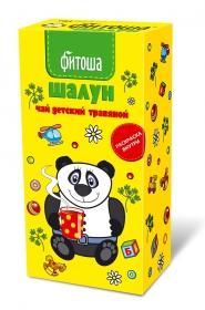 Чай детский травяной «Фитоша» №5 «Шалун»