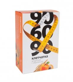 Клетчатка «Алтайская 90*60*90» с абрикосом