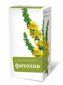 Фиточай «Алтай» №19 «Фитолив»